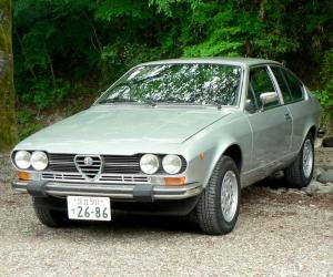 Alfa-Romeo Alfetta photo 7