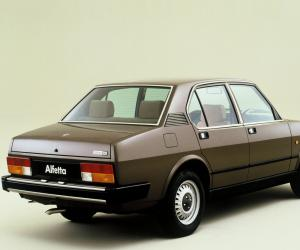 Alfa-Romeo Alfetta photo 9