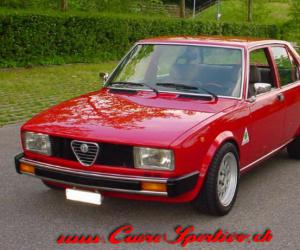 Alfa-Romeo Alfetta photo 10