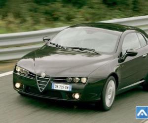Alfa Romeo Brera 3 2 Jts V6 24v Q4