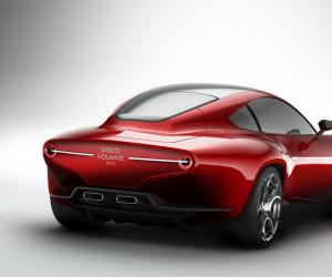 Alfa-Romeo Disco Volante photo 1