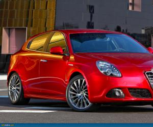 Alfa-Romeo Giulietta photo 8