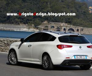 Alfa-Romeo Giulietta Sportwagon photo 2