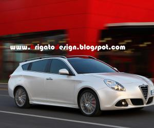 Alfa-Romeo Giulietta Sportwagon photo 3