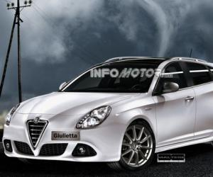 Alfa-Romeo Giulietta Sportwagon photo 8