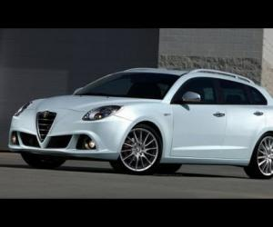 Alfa-Romeo Giulietta Sportwagon photo 9