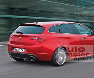 Alfa-Romeo Giulietta Sportwagon photo 15