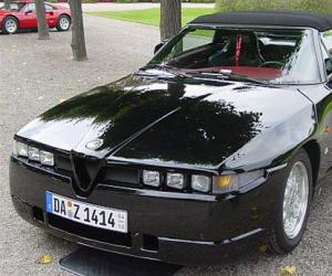 Alfa-Romeo RZ photo 7