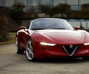 Alfa-Romeo Spider photo 7
