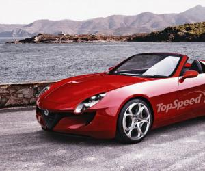 Alfa-Romeo Spider photo 8