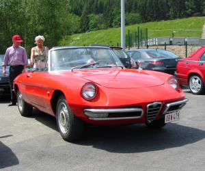Alfa-Romeo Spider photo 13