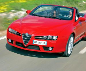 Alfa-Romeo Spider photo 15