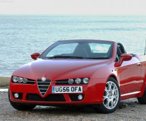 Alfa-Romeo Spider photo 16