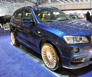 Alpina XD3 photo 1