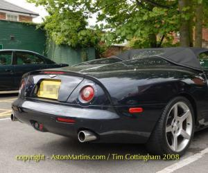 Aston-Martin AR1 photo 5
