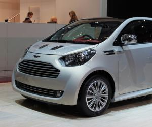 Aston-Martin Cygnet photo 1