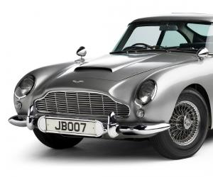 Aston-Martin DB5 photo 1