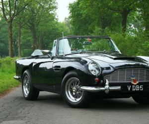 Aston-Martin DB5 photo 9