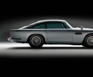 Aston-Martin DB5 photo 10