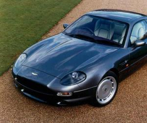 Aston-Martin DB7 photo 4