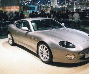 Aston-Martin DB7 photo 5