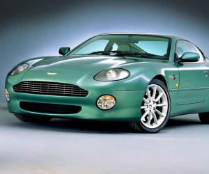 Aston-Martin DB7 photo 6