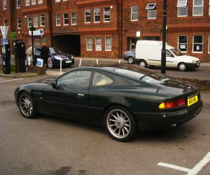 Aston-Martin DB7 photo 8