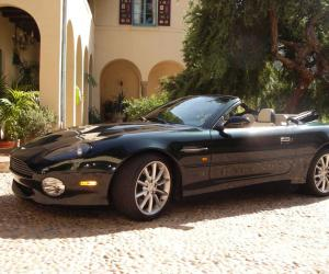 Aston-Martin DB7 photo 9