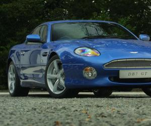 Aston-Martin DB7 photo 10