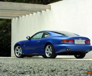 Aston-Martin DB7 photo 11