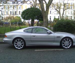 Aston-Martin DB7 photo 13