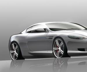 Aston-Martin DB9 photo 1