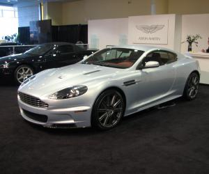 Aston-Martin DBS photo 3