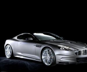 Aston-Martin DBS photo 11