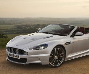Aston-Martin DBS photo 12