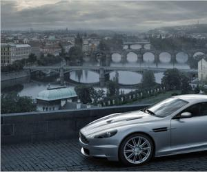 Aston-Martin DBS photo 13