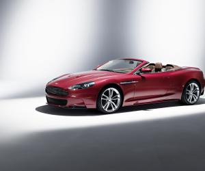 Aston-Martin DBS Volante photo 1