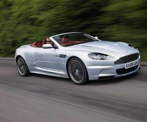 Aston-Martin DBS Volante photo 3