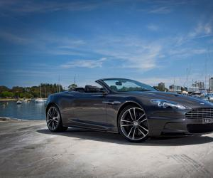 Aston-Martin DBS Volante photo 5