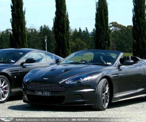 Aston-Martin DBS Volante photo 8