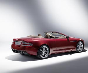 Aston-Martin DBS Volante photo 11