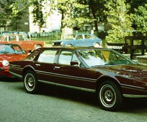 Aston-Martin Lagonda photo 1