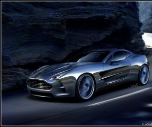 Aston-Martin One 77 photo 1