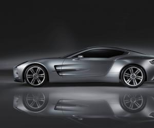 Aston-Martin One 77 photo 5