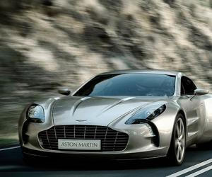 Aston-Martin One 77 photo 11