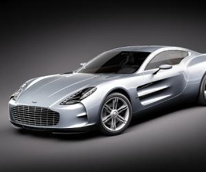Aston-Martin One 77 photo 13