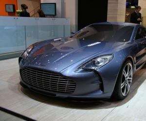 Aston-Martin One 77 photo 14