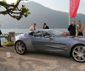 Aston-Martin One 77 photo 15