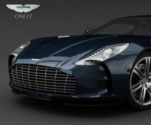 Aston-Martin One 77 photo 16