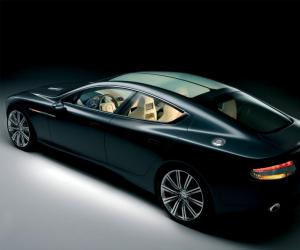 Aston-Martin Rapide photo 1